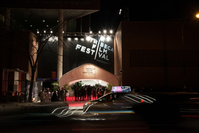 "Tribeca 2013 ""The City During the Festival"" (Courtesy TFF)"
