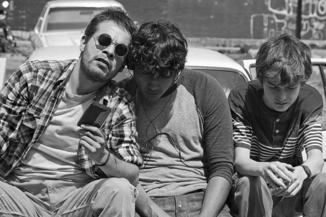 Güeros, directed and written by Alonso Ruizpalacios, co-written by Gibrán Portela. (Mexico)
