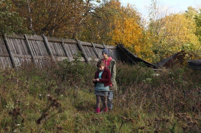 "I Won't Come Back (Ya Ne Vernus), directed by Ilmar Raag, written by Oleg Gaze and Jaroslava Pulinovich. (Belarus, Estonia, Finland, Kazakhstan, Russia)  ""Anya"" (Polina Pushkaruk) and ""Kristina"" (Vika Lobacheva) on the run. ""Courtesy of Visit Films"""