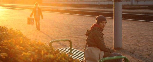 "I Won't Come Back (Ya Ne Vernus), directed by Ilmar Raag, written by Oleg Gaze and Jaroslava Pulinovich. (Belarus, Estonia, Finland, Kazakhstan, Russia)  ""Anya"" (Polina Pushkaruk) and ""Kristina"" (Vika Lobacheva).""Courtesy of Visit Films"""