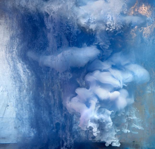 K2 Abstract 98c, 32x40, 2013 (Courtesy of Waterhouse & Dodd, New York)