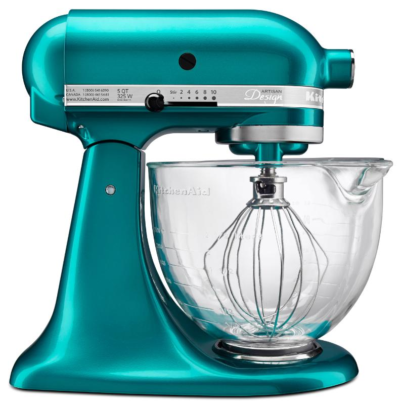 Mixer Kitchen: KitchenAid Unveils New Colors And Vastly Improved