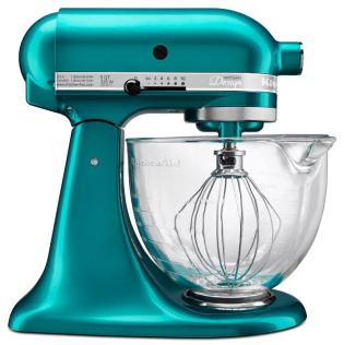 KitchenAid Artisan Design Series Stand Mixer Sea Glass. (PRNewsFoto/KitchenAid)