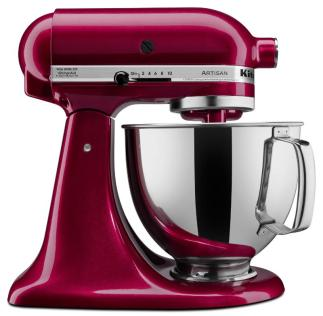 KitchenAid Artisan Series Stand Mixer Bordeaux. (PRNewsFoto/KitchenAid)