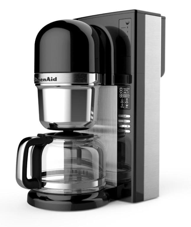 KitchenAid Pour Over Coffee Machine.  (PRNewsFoto/KitchenAid)