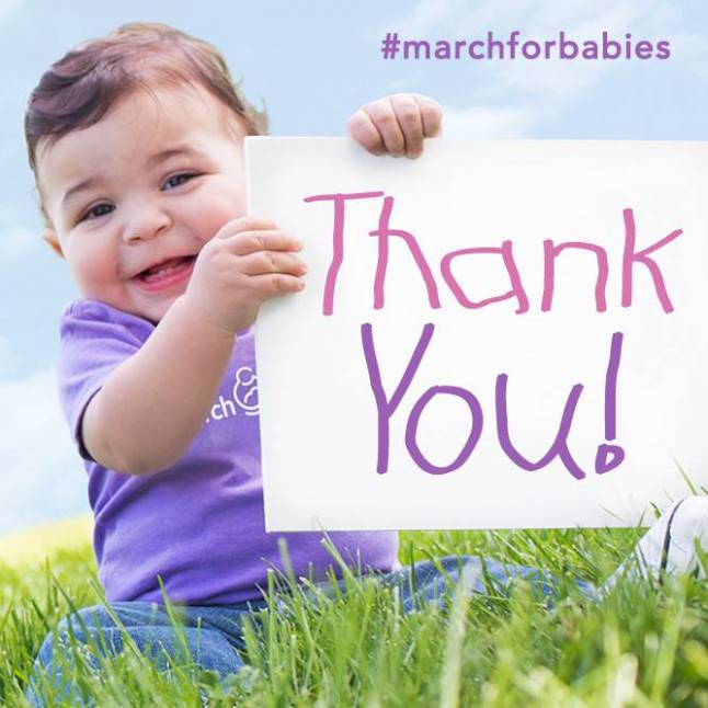 March of Dimes 1d