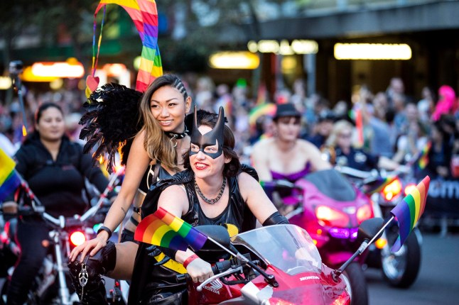 Outdoor gay gangbang suck fest gays