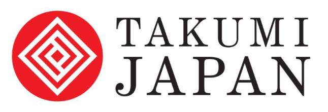 TAKUMI JAPAN to exhibit at Japan Week in New York City. (PRNewsFoto/TAKUMI JAPAN)