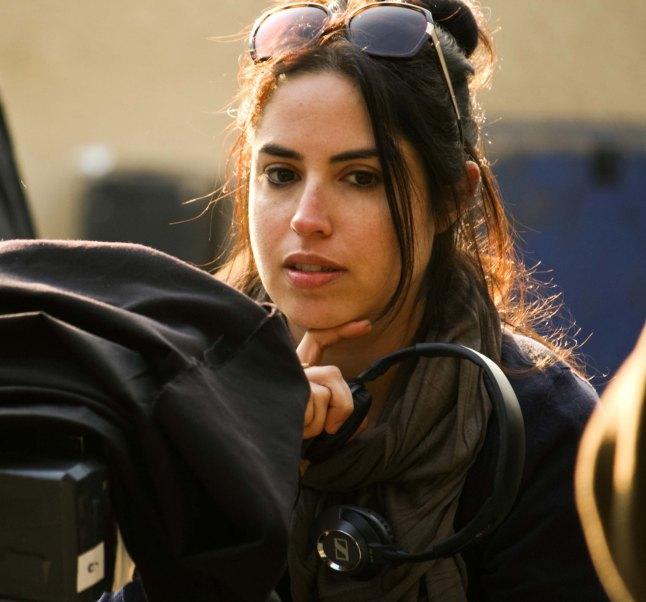 Director Talya Lavie. Photographer: Eran Cohen
