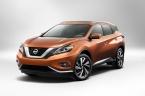 Nissan Murano 2015 restablece el estándar de los crossovers