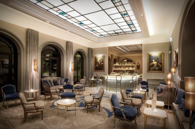 Hotel Lancaster in Paris: Where Stylish Luxury Meets Glamour