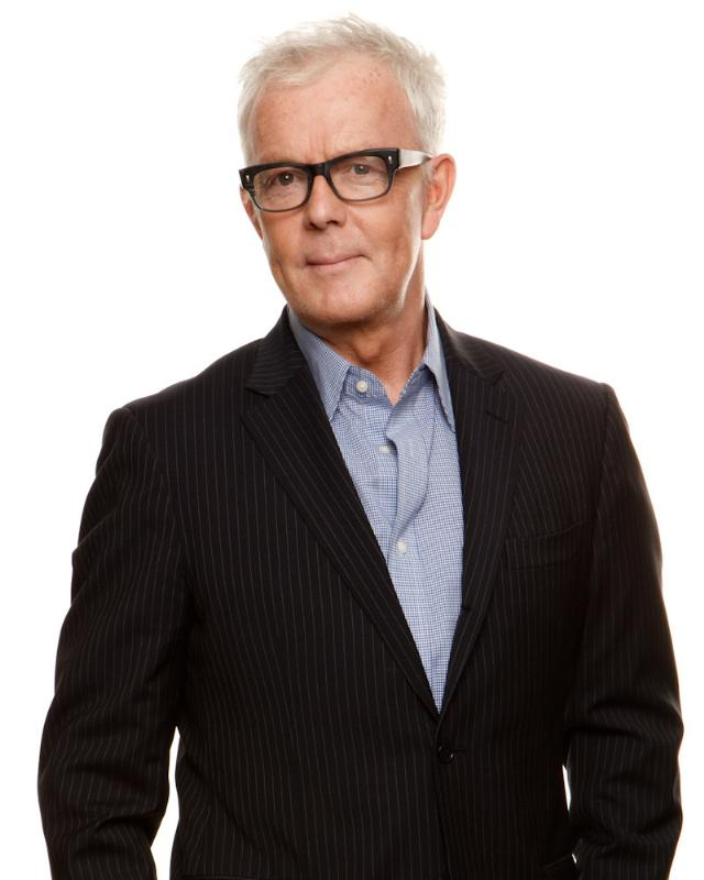 "John Barrett, Chairman and Creative Director, John Barrett Holdings. Legendary hairstylist, salon owner, and beauty industry icon known for his transformational work, approachable-yet-sophisticated take on beauty and his ""simply chic"" style. (PRNewsFoto/John Barrett Holdings )"
