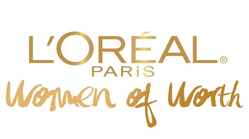 L'Oreal Paris Women of Worth Logo | www.fashion+lifestyle ...