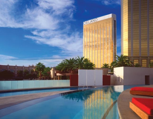Delano Las Vegas - Exterior - Rendering