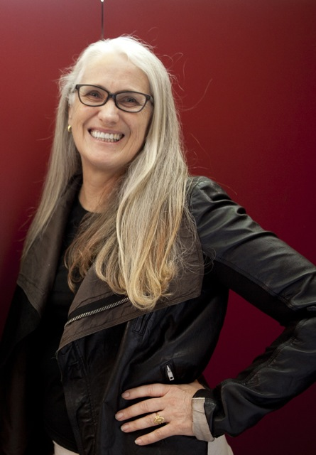 Jane Campion © Lisa Tomasetti