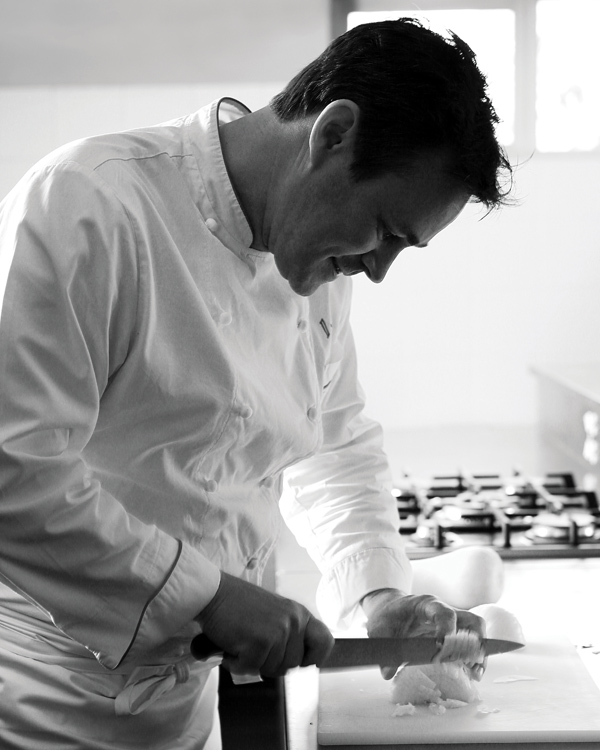 Executive Chef Dirk Gieselmann