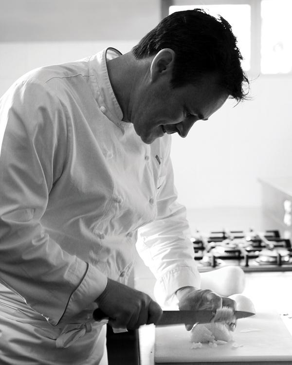 Executive Chef Dirk Gieselmann