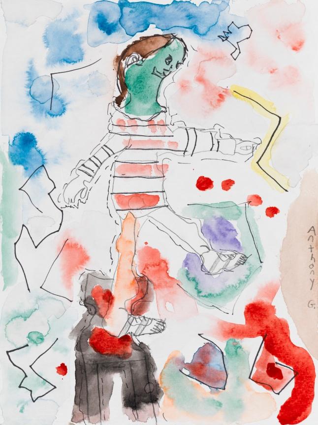 A YEAR WITH CHILDREN 2014 Student artwork 3rd grade, PS 48, Staten Island, 2014 Photo: Kris McKay © 2014 Solomon R. Guggenheim Foundation