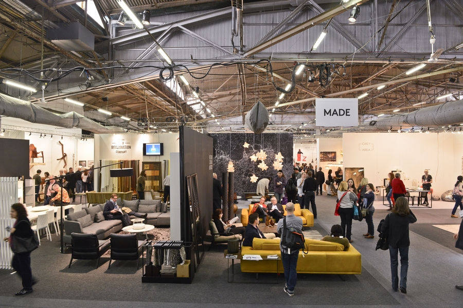 2014 Architectural Digest Home Design Show A High Design