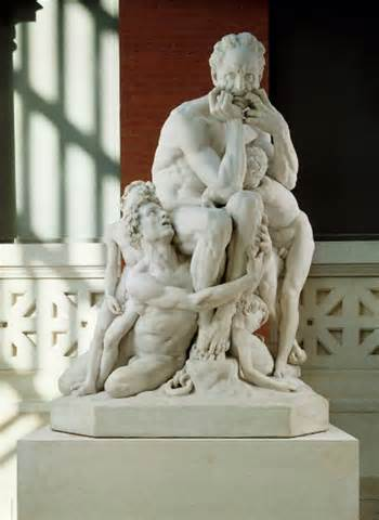 Ugolino and His Sons (an important work in the Metropolitan Museum's permanent collection)
