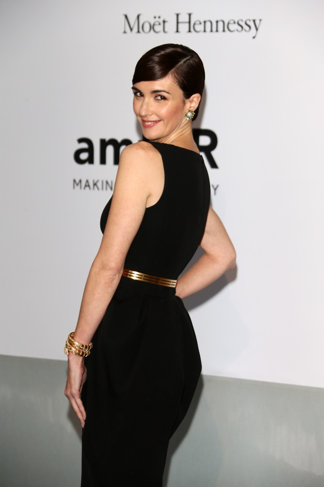 CAP D'ANTIBES, FRANCE - MAY 22:  Paz Vega attends amfAR's 21st Cinema Against AIDS Gala Presented By WORLDVIEW, BOLD FILMS, And BVLGARI at Hotel du Cap-Eden-Roc on May 22, 2014 in Cap d'Antibes, France.  (Photo by Vittorio Zunino Celotto/Getty Images)