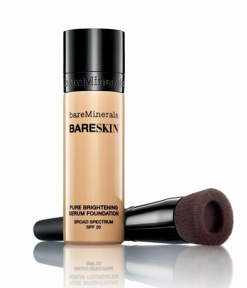 bareSkin™ Foundation & Perfecting Face Brush