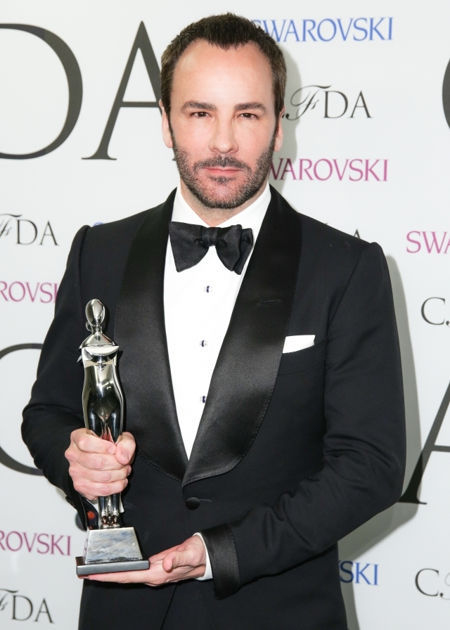 LIFETIME ACHIEVEMENT HONOREE TOM FORD