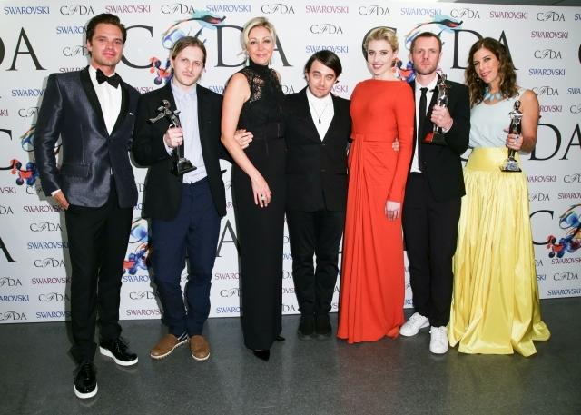 Sebastian Stan, Christopher Peters, Nadja Swarovski, Shane Gabier, Greta Gerwig, Tim Coppens, Irene Neuwirth