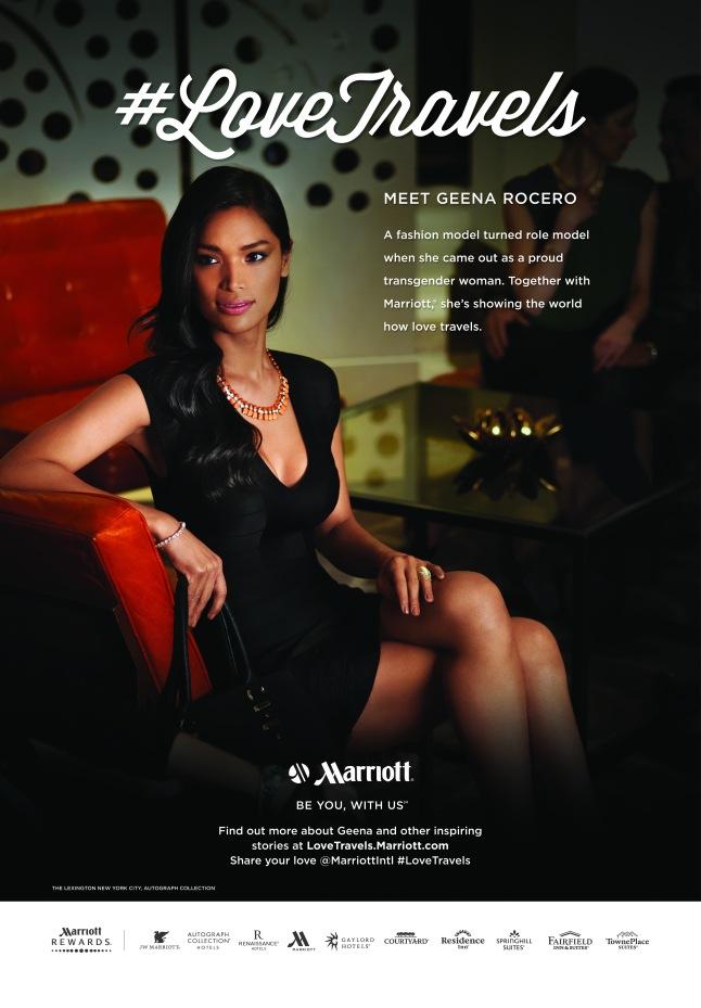 LoveTravels Gina transgender model wrap