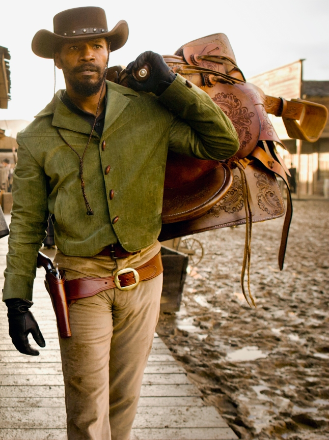 Django Unchained, 2012. credit: Courtesy of Visiona Romantica, Inc., The Weinstein Company and Columbia Pictures