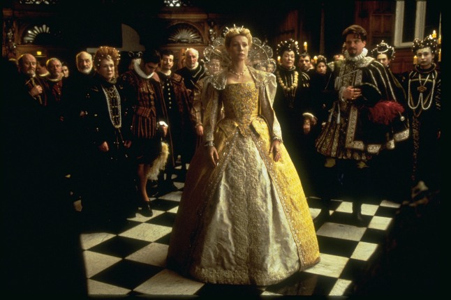 Shakespeare in Love, 1998. credit: Courtesy of Miramax