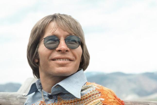 "All Of My Memories: The John Denver Collection"" to be released on November 4th PHOTO CREDIT - Nick Sangiamo (PRNewsFoto/Legacy Recordings)"