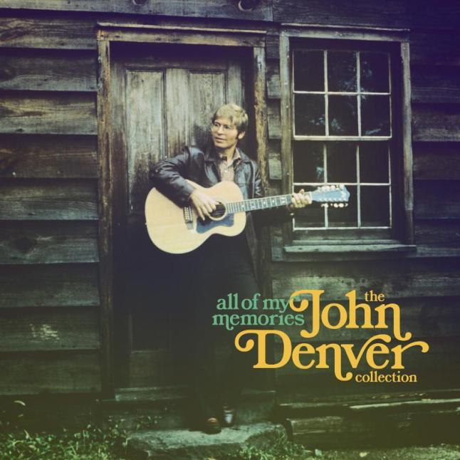 "All Of My Memories: The John Denver Collection"" to be released on November 4th (PRNewsFoto/Legacy Recordings)"