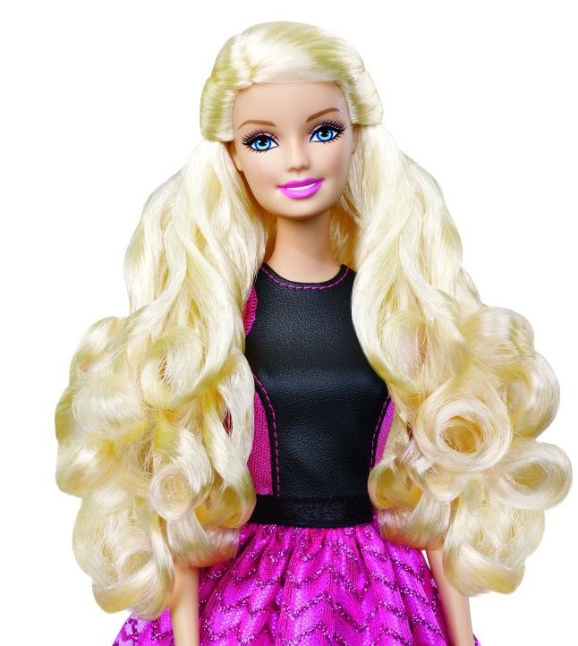 Barbie Endless Curls =
