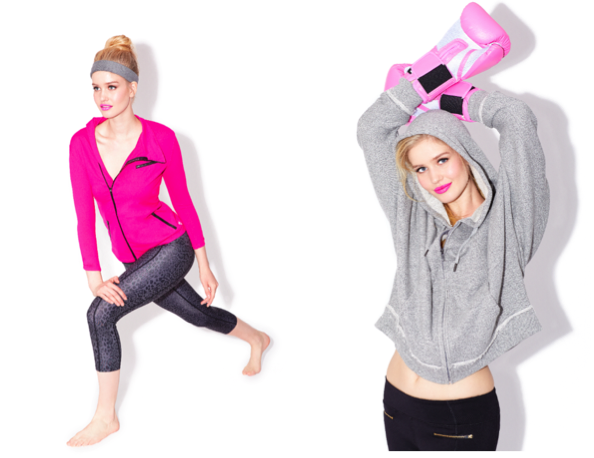 Betsey Johnson Activewear Sneak Peek