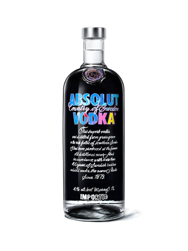 Absolut Vodka unveils new Limited Edition Absolut Warhol bottle, offering a three-dimensional replica of Warhol's original 1986 Absolut-inspired artwork and print ad for the vodka brand.