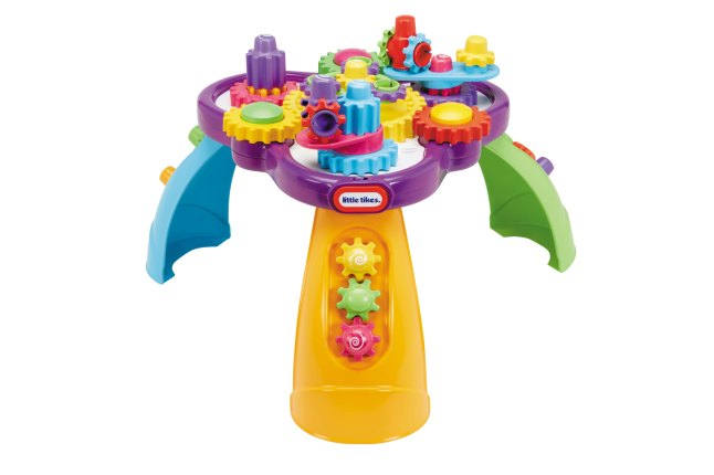 Giggly Gears Twirltable