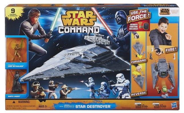 Star Wars Command Star Destroyer