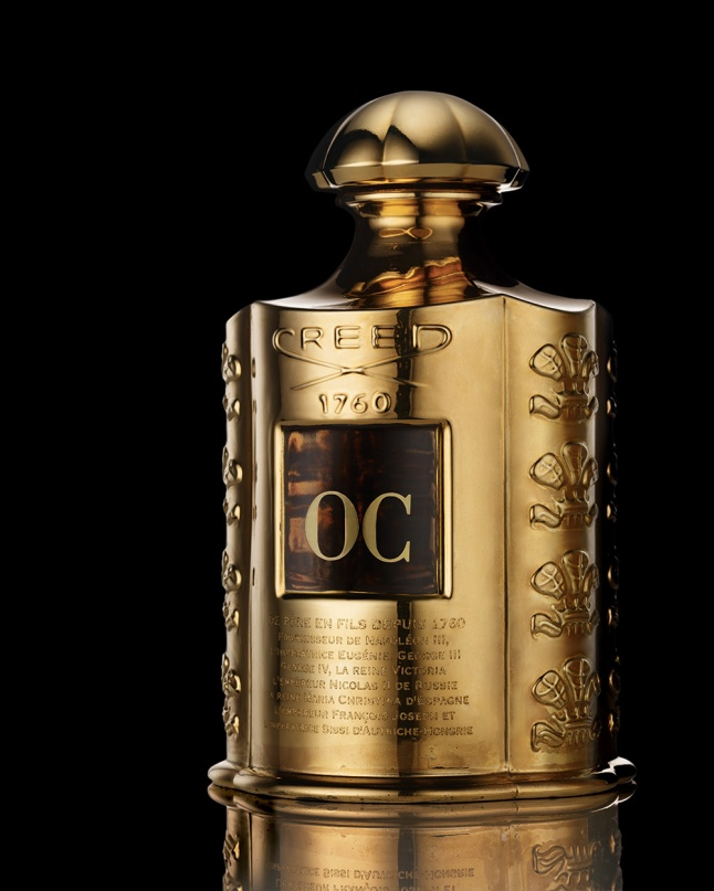 THE HOUSE OF CREED BESPOKE FRAGRANCE JOURNEY