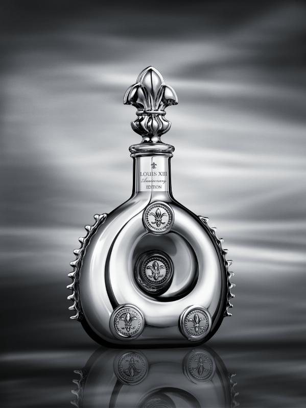 LOUIS XIII Black Pearl Anniversary Edition (PRNewsFoto/M Collective)