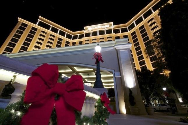 MGM Resorts International's Beau Rivage Brings A Winter Wonderland To Biloxi (PRNewsFoto/Beau Rivage Resort & Casino)