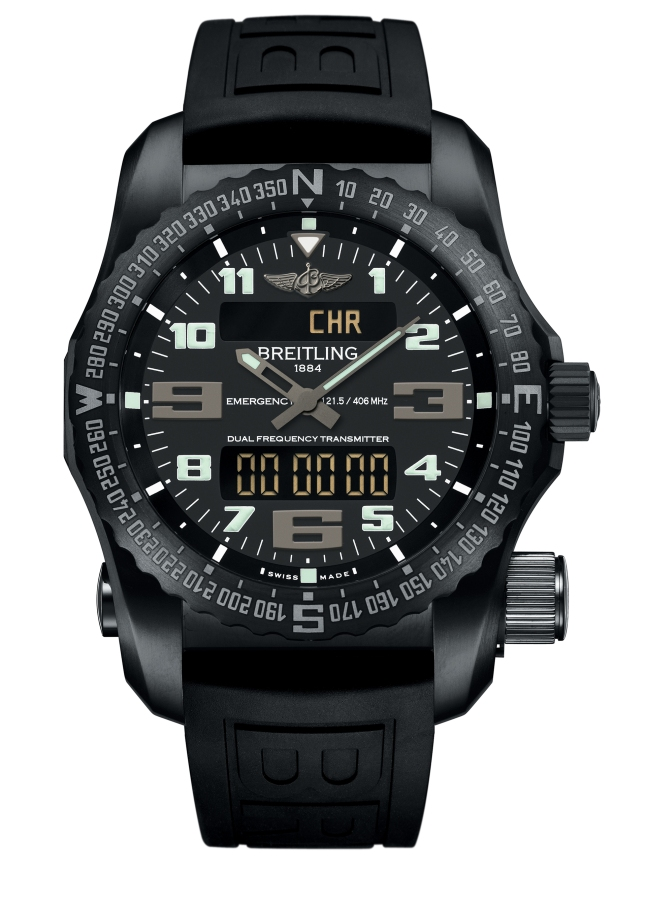 Breitling Emergency Night Mission