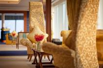 Burj Al Arab - Diplomatic Suite Living Area Lower Level