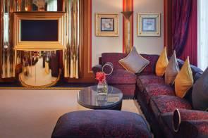 Burj Al Arab One Bedroom Deluxe Suite Lower level