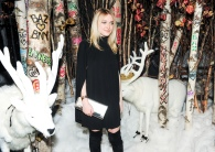 BARNEYS NEW YORK, BAZ LUHRMANN and CATHERINE MARTIN Host a Private Dinner at the Central Park Zoo in Celebration of a BAZ DAZZLED Holiday