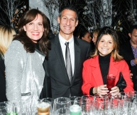 Lisa Perry, Richard Perry, Daniella Vitale