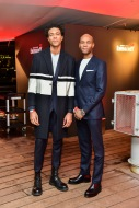 Charlie Casely-Hayford, Joe Casely-Hayford