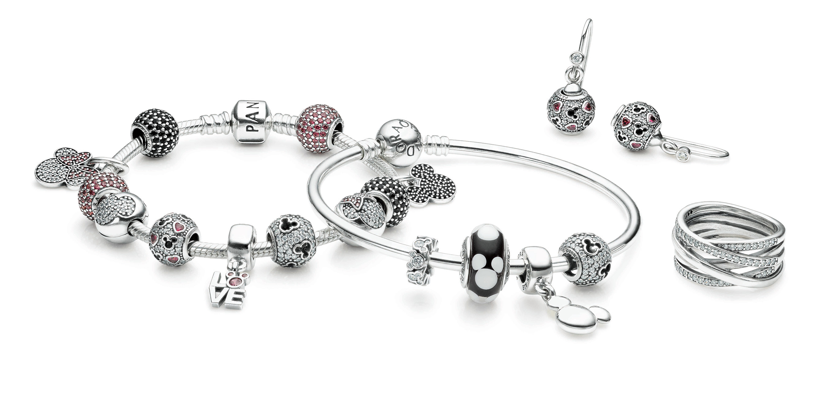 Pandora Mickey Mouse Ring