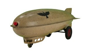 Toy Airship, 1920-1930. New-York Historical Society, The Jerni Collection.