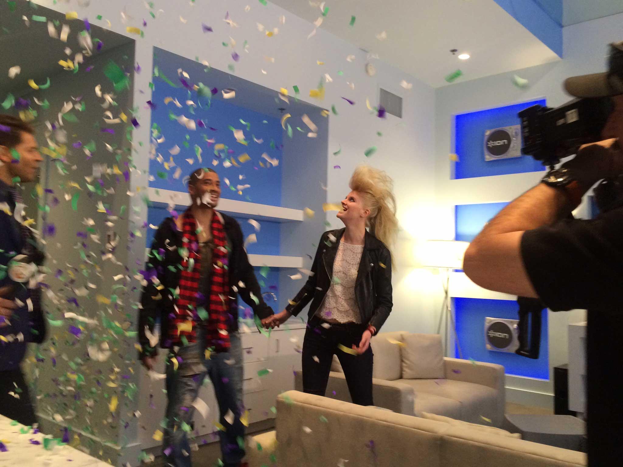 Surprise Winners Receive Two-Story Pool Villa at Hard Rock Hotel & Casino